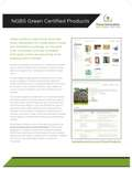 NGBS Green Certified Products