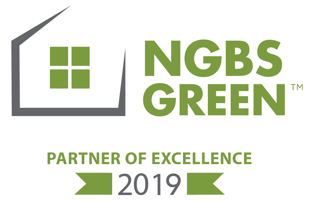 2019 NGBS Green Partner of Excellence