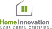 Look for the Home Innovation NGBS Green Certified mark on your green home.