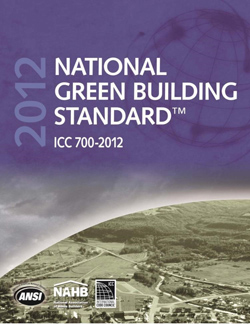 2012 National Green Building Standard