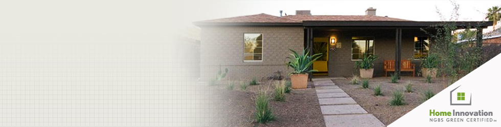 Ngbs green home remodeling project certification home for Green certified home