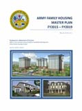 Army Family Housing Master Plan FY2015-FY2019