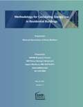 Methodology for Calculating Energy Use in Residential Buildings