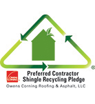 Owens Corning Shingle Recycling Program